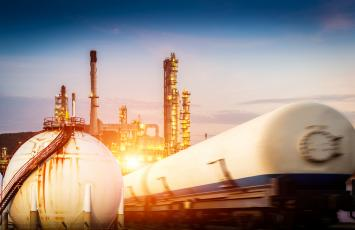 oil & gas distribution with bureau veritas